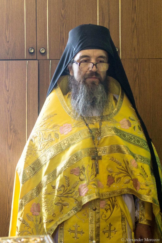 Преставился ко Господу схиигумен Моисей (Кайтуров)