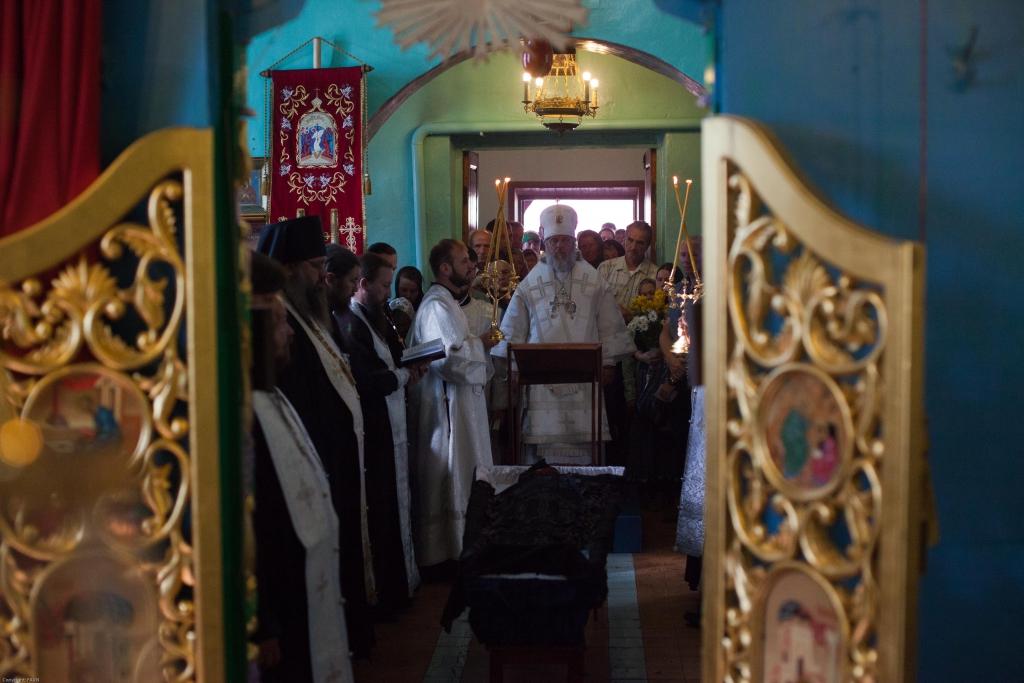 В Чистопольской епархии проводили в последний путь схиигумена Моисея (Кайтурова)