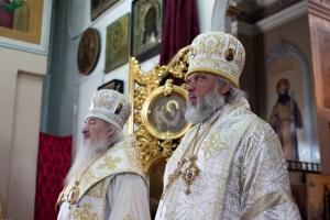 День Тезоименитства Управляющего Чистопольской епархией