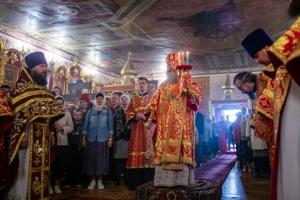 Митрополит Кирилл возглавил престольные торжества в Свято-Авраамиевском храме города Болгар